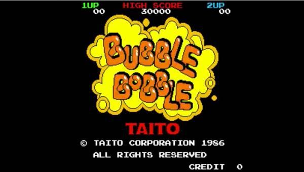Singalonga… Bubble Bobble?