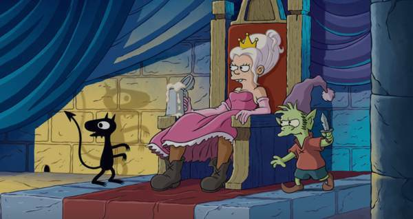 Disenchantment: Yeah, it's funny
