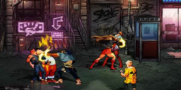 Streets of Rage 4 is all kinds of surprising
