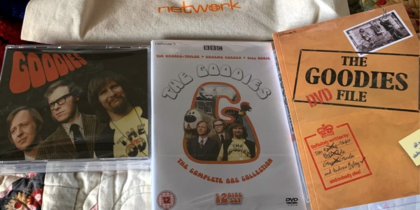 The Goodies: The Complete BBC Collection Review