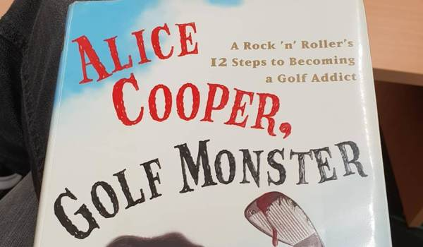 Alice Cooper, Golf Monster Review