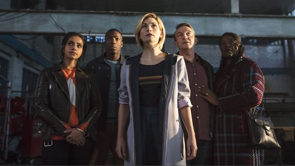 Thoughts on Doctor Who, Jodie Whittaker and The Woman Who Fell To Earth
