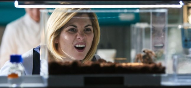 Thoughts on Doctor Who: Arachnids in the UK