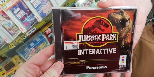 Jurassic Park 3DO
