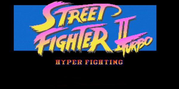 3 Credit Challenge: Street Fighter II Turbo: Hyper Fighting