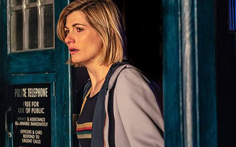 Doctor Who Spyfall Part Two