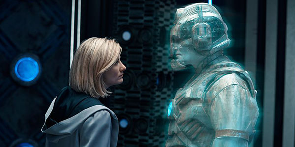 Are the Cybermen the real threat this episode? Or are they a diversion serving The Master? Time will tell...