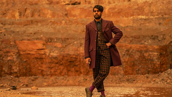 It's not every megalomaniac that can pull off an outfit with purple socks, but The Master makes it work.