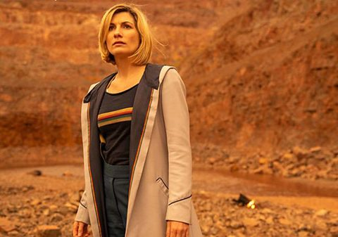 Also, Doctor Who in a quarry. A totally original setting, that.