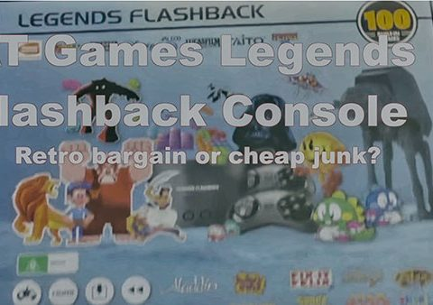 AT Games Legends Flashback