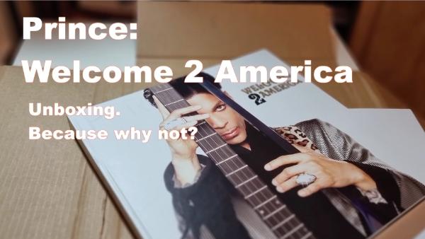 Prince Welcome 2 America