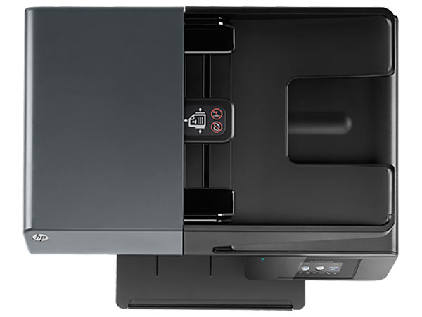 One upside of matt black finishes is that they don't tend to attract fingerprint smudges.