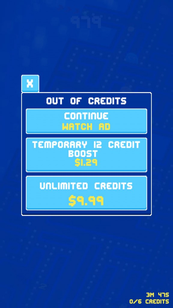 """Temporary 12 Credit Boost, AKA """"Seriously, WHY WOULD YOU CHOOSE THIS?"""""""