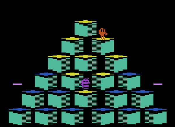 Great art doesn't need to be in 4K. Which is possibly why so many of the modern Q*Bert games have been so ordinary.