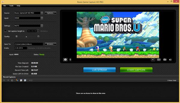 Roxio Game Capture HD Pro Review - Alex Kidman