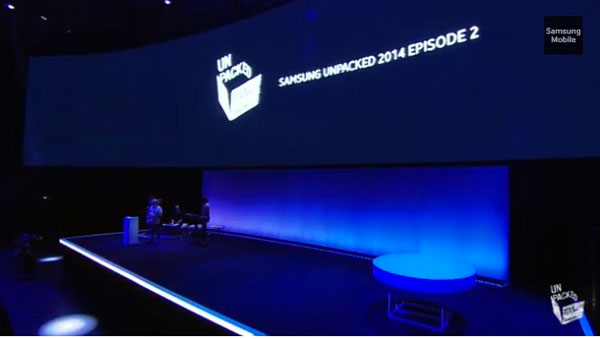 Surprise! The entire stage is the size of the Note 4. Or probably not.